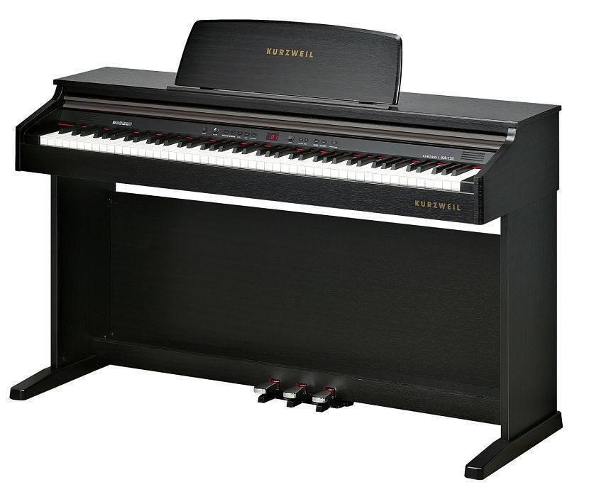 Piano con base Kurzweil KA130