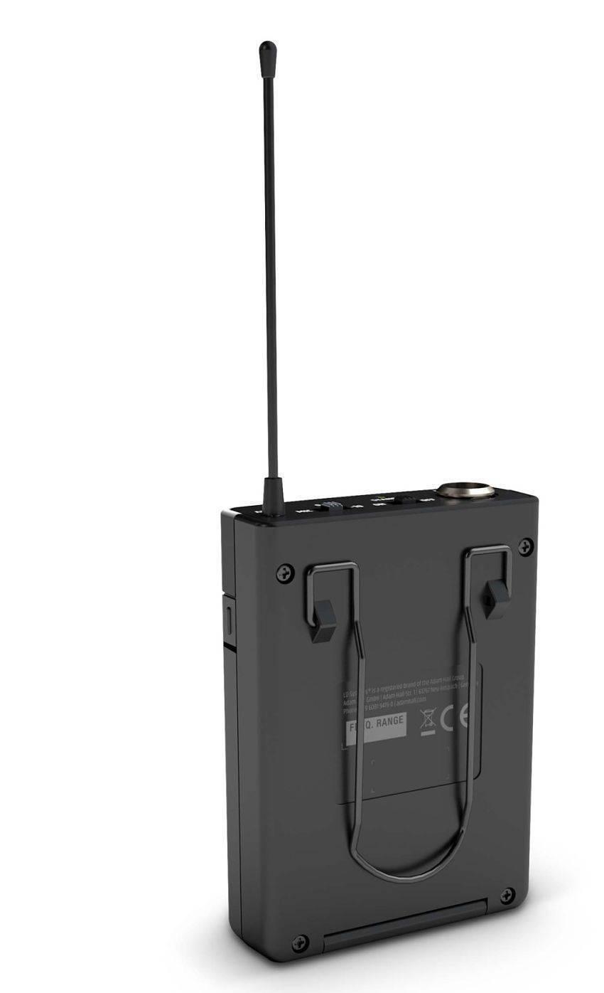 Sistema Inalámbrico de Diadema  U306 BPH (100 metros de alcance) Ld Systems