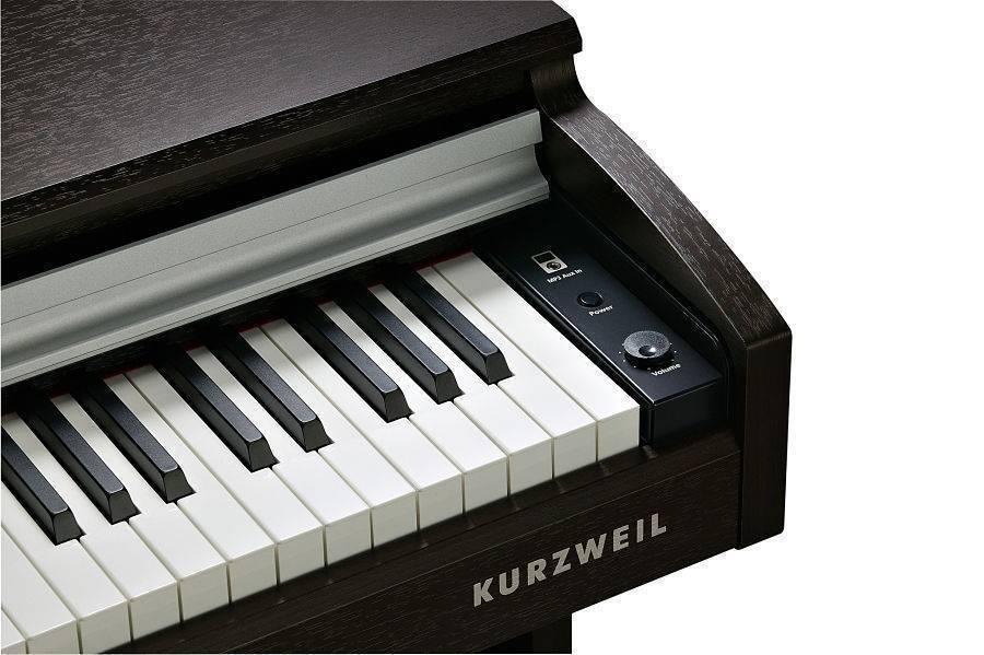 PIANO M210 TECLAS