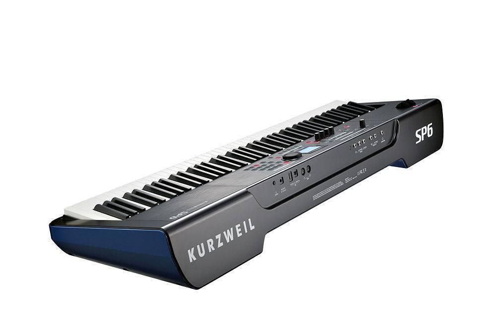 PSR-EW400 SPAPiano Kurzweil SP6 Sintetizador
