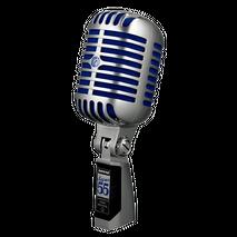 Microfono Dinamico Shure Super 55