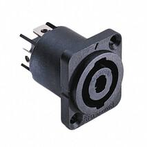 Conector Speakon Switchcraft hembra HPCPR42F1