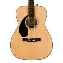 Guitarra Acústica Fender CC-60S Concert Zurdos Natural