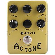 Pedal Joyo para guitarra AC tone