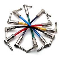 Paquete de 6 cables reforzados 13 centimetros