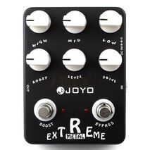 Pedal Joyo para guitarra metal extreme JF-17