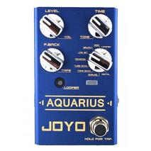 Pedal Pro Joyo Aquarius AQUARIUS (Delay+ LOOPER)