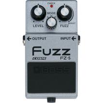 Pedal De Efecto Fuzz FZ-5