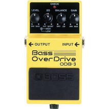 Pedal Boss ODB-3 Overdrive Bass