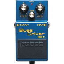 Pedal De Efecto Blues Driver Boss BD-2