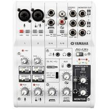 Mezcladora  Yamaha AG06 con efectos y USB