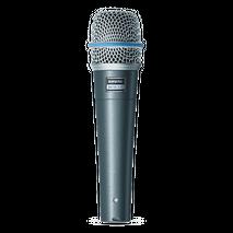Microfono Shure Beta 57 para instrumento