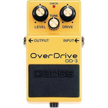 "Pedal Boss OD-3 ""Over Drive"""