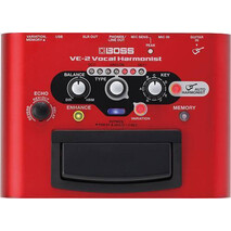 Procesador De Voz Boss VE-2