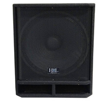 "Bafle Sub-Woofer de 18"" Activo 500W RMS High Line"