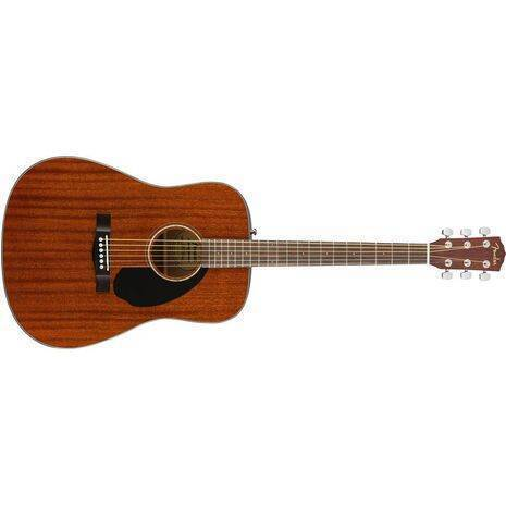 Guitarra Acustica Fender CD-60S Caoba 0961702021
