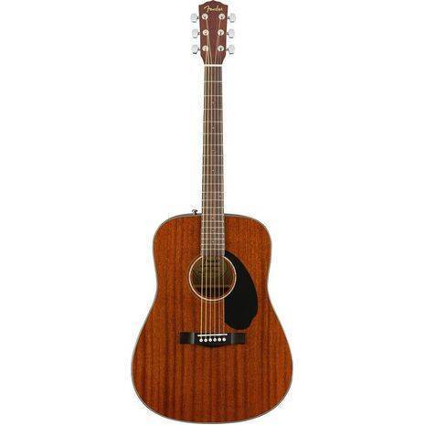 Guit. Acustica Fender Cd-60s All Mah